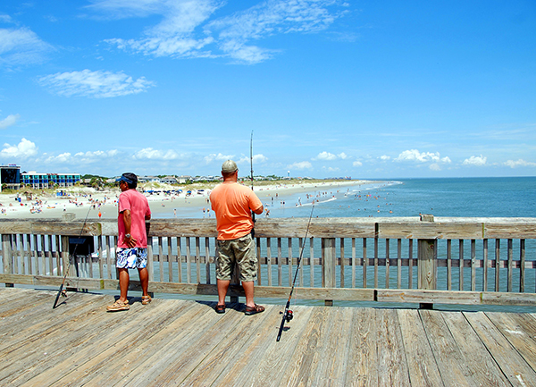 Learn more about how you can start pier fishing today