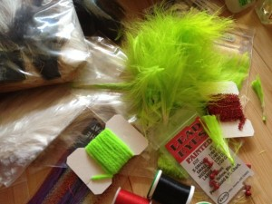 10 Things You Need to Tie Your First Fly
