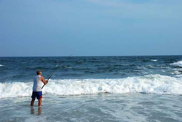 Learn more about how you can start surf fishing today