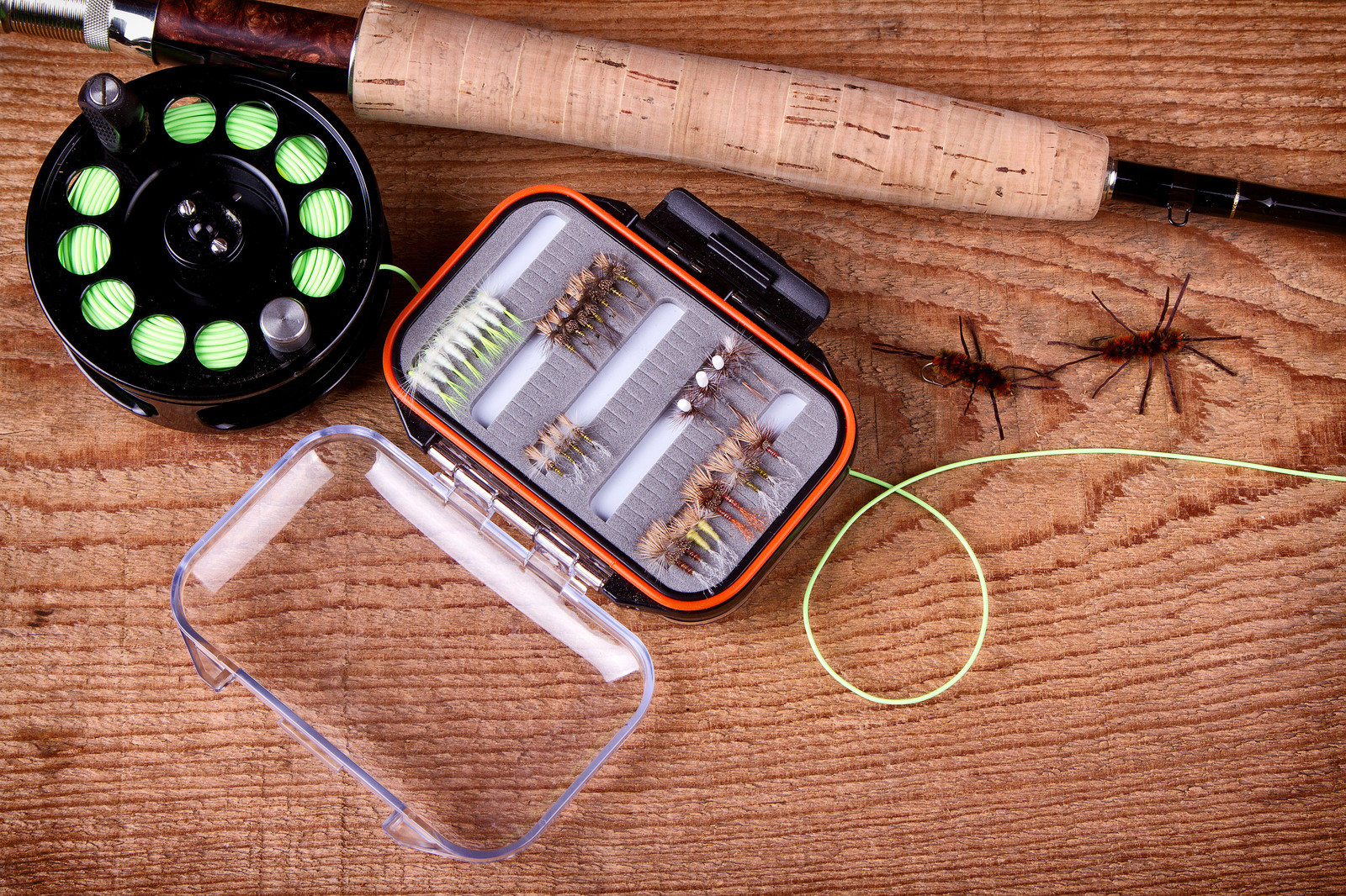 Find out what kind of fly tying kits are best for beginners.